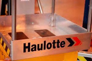 Venda de Plataformas Elevatórias Haulotte